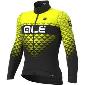 Alé Cycling PR-S Hexa DWR Jersey Men black-fluo yellow